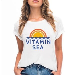 Sub Urban Riot Vitamin Sea T-Shirt